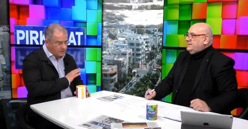 Kósa Lajos le akarta tiltani a tévéinterjút, ekkor szóltak neki, hogy élőben megy az adás (+videó)