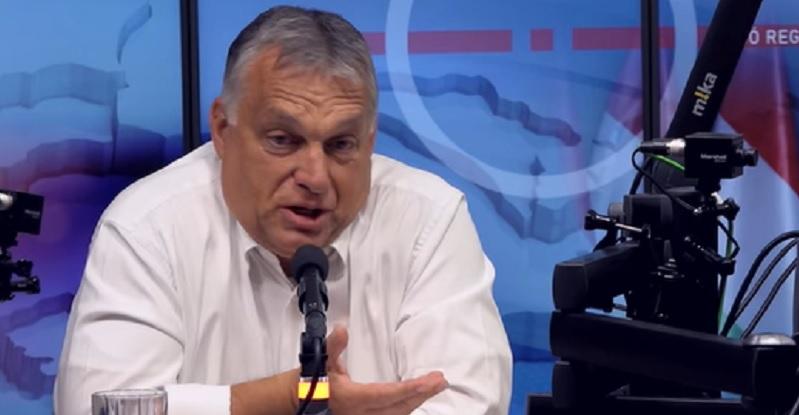 Orbán: Soros a világpolitika legkorruptabb embere és az is korrupt, aki őt támogatja