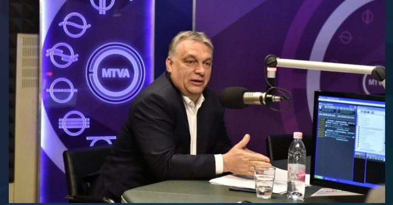Elmaradt Orbán pénteki rádiós beszéde, de már megvan, mikor pótolják