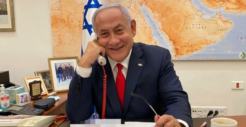 Szokatlanul sokat várt, de Biden végül csak felhívta Netanjahut