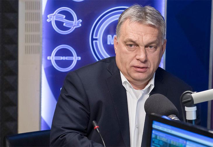 Orbán úgy tudja, Nyugaton az a felfogás, ha hiányzik egy német, jó lesz helyette egy afrikai