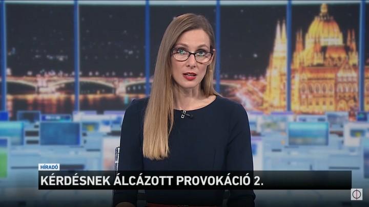 """Nincs vége: A közmédia lehozta a """"kérdésekkel provokáló"""" osztrák újságíróról szóló riportjának második részét (+videó)"""